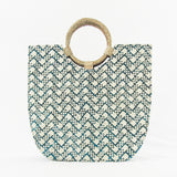 Ariana Handwoven Straw Bag | Eco-friendly Straw Tote