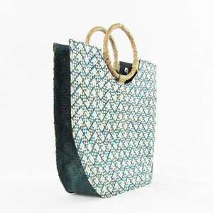 Ariana Hand woven Straw Bag | Eco-friendly Straw Tote