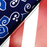 Stars & Stripes Clutch/Shoulder/Crossbody Lining