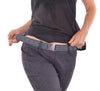 Truth Seva Elastic Belt in grey