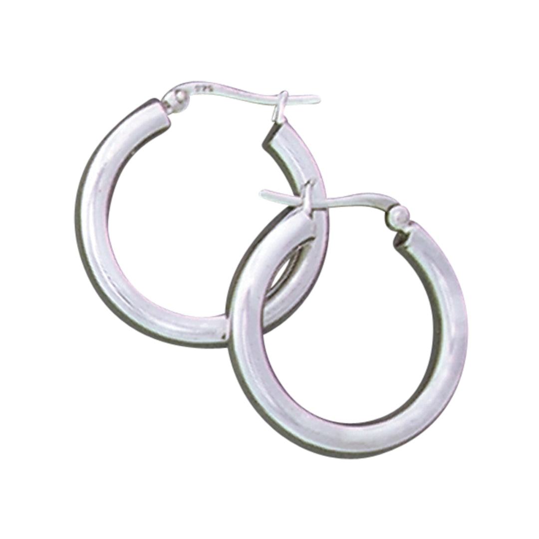 AO 22108 SMALL THICK HOOPS