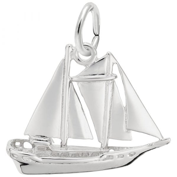 RC 2786 SAILBOAT CHARM
