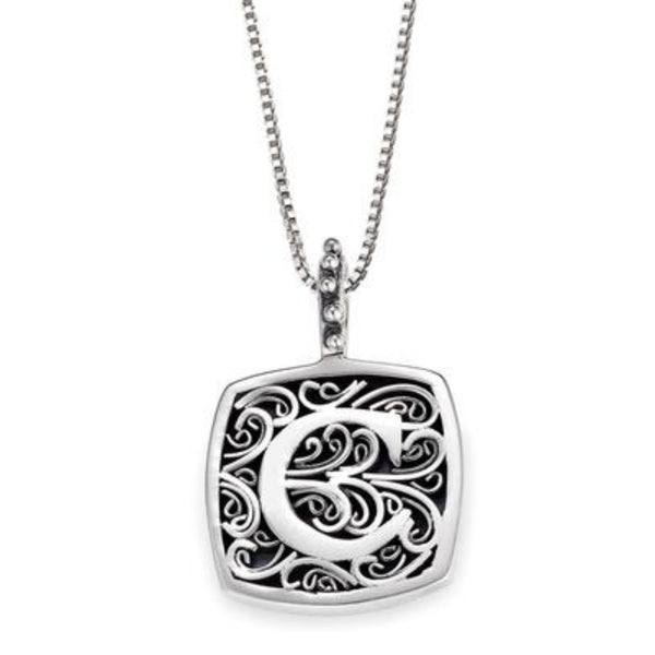LB 59900XC C INITIAL NECKLACE