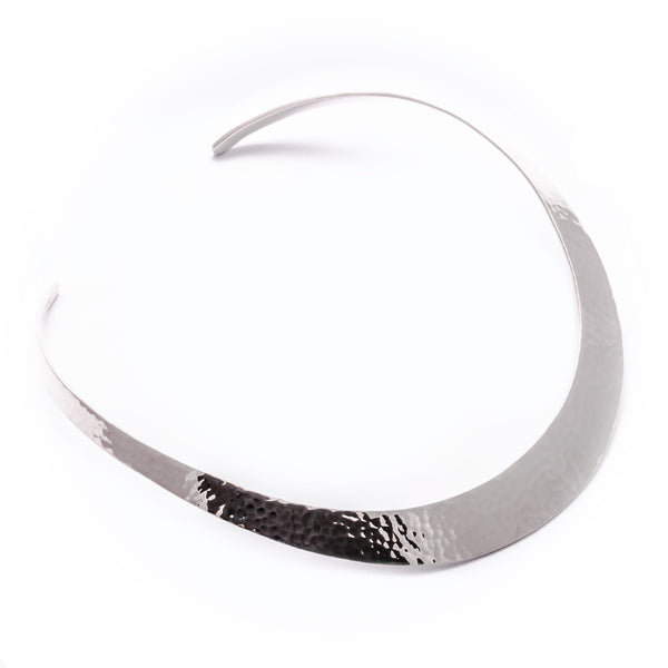 TM 45 SMALL HAMMERED COLLAR