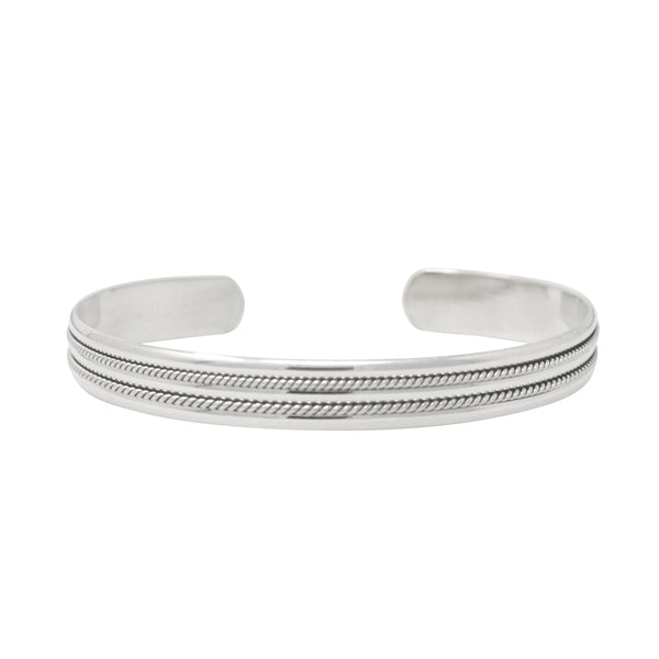 TM 14 DOUBLE ROPE CUFF BRACELET