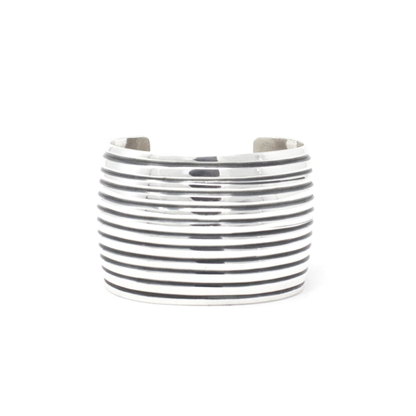 MS OXIDIZED STRIPES CUFF