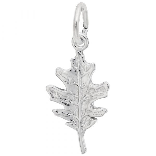 RC 8313 OAK LEAF CHARM