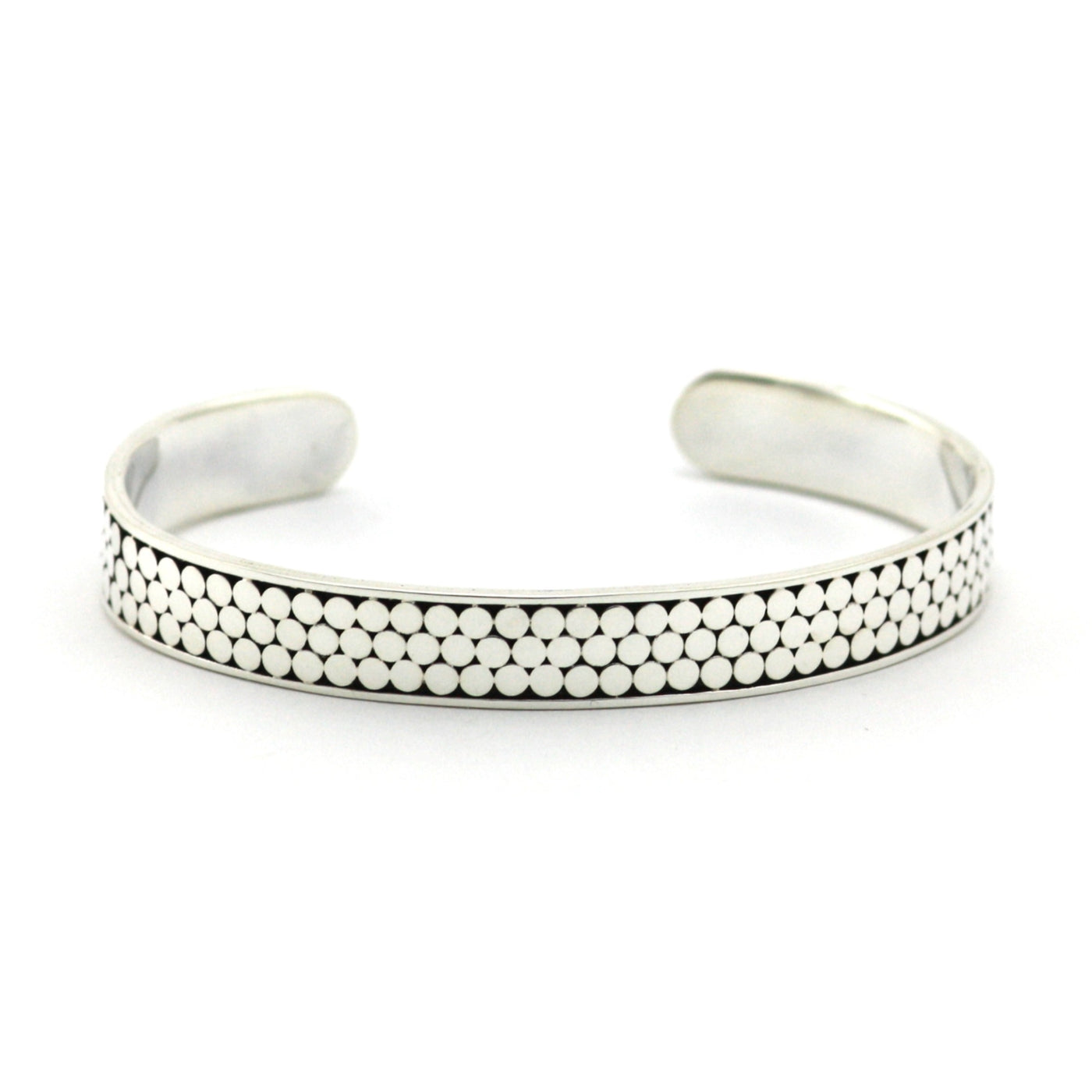 ID B320 TRIPLE ROW DOTTED CUFF