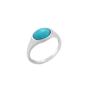 BO RB4462 TURQUOISE OVAL RING
