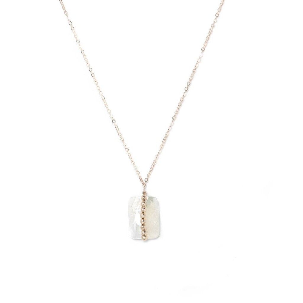 KO GOLD DACE NECKLACE