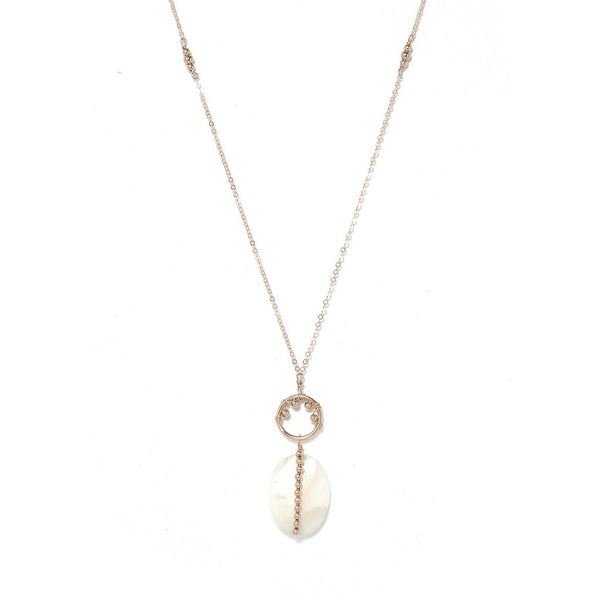 KO GOLD DONIA NECKLACE