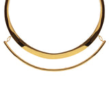 ARM GOLD 2 TIER COLLAR