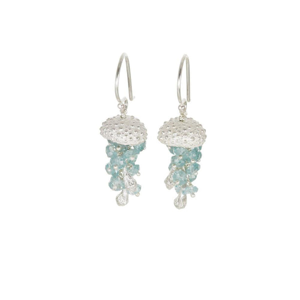 CW E619S JELLYFISH EARRINGS