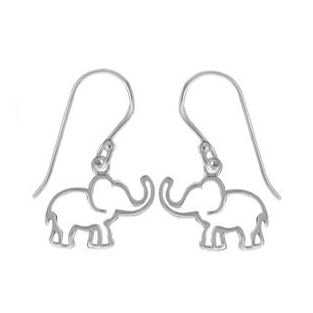 BO EDA2368 SMALL ELEPHANT DANGLES