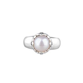 JD 71001 WHITE PEARL RING