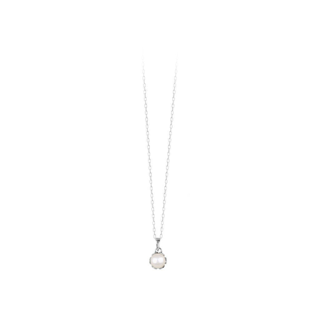 JD N70739 SMALL PEARL NECKLACE