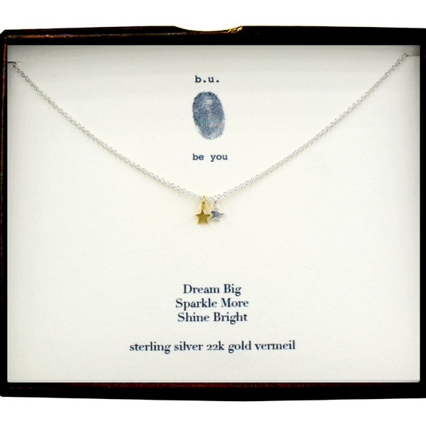 UB N800B DREAM BIG NECKLACE