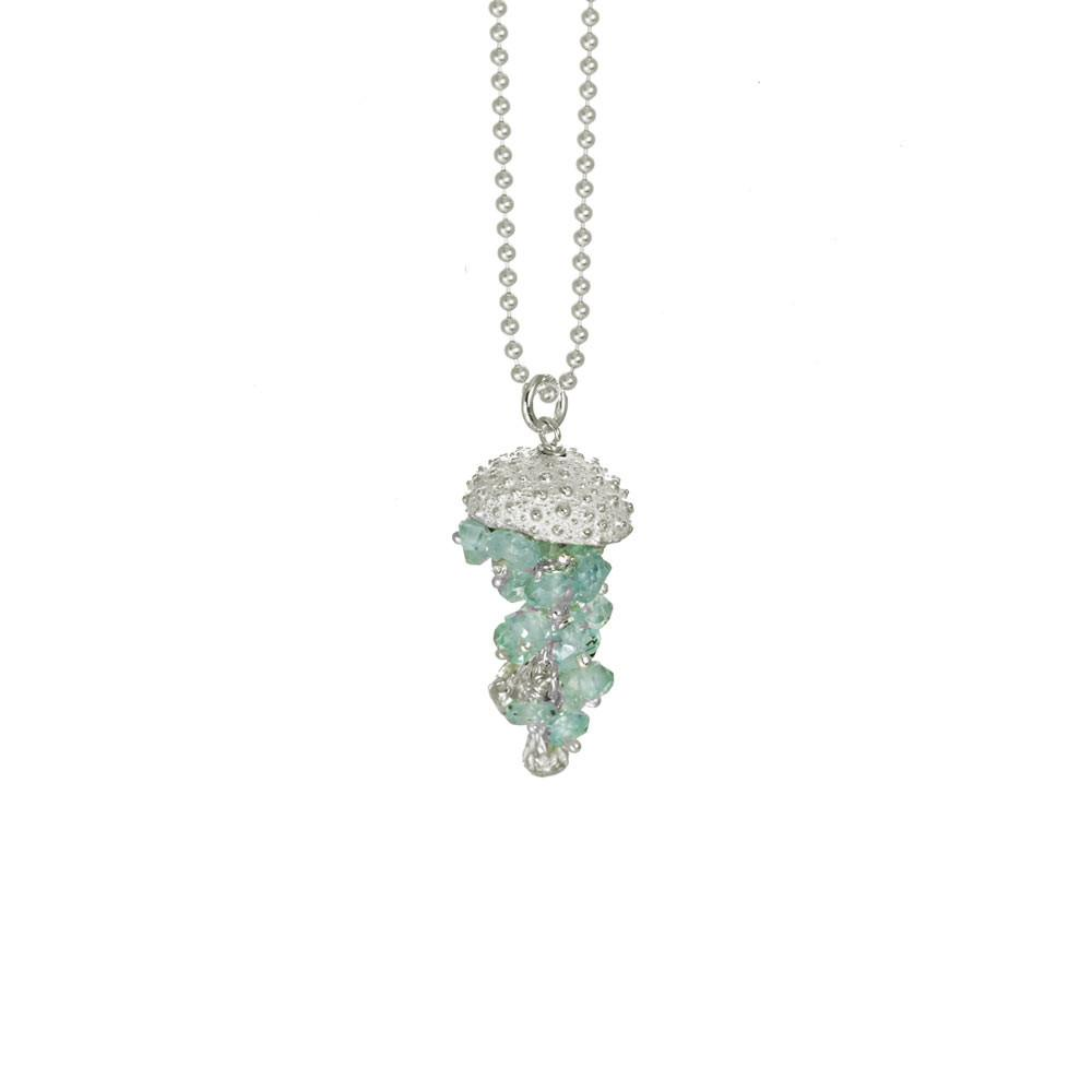 CW N849S JELLYFISH NECKLACE