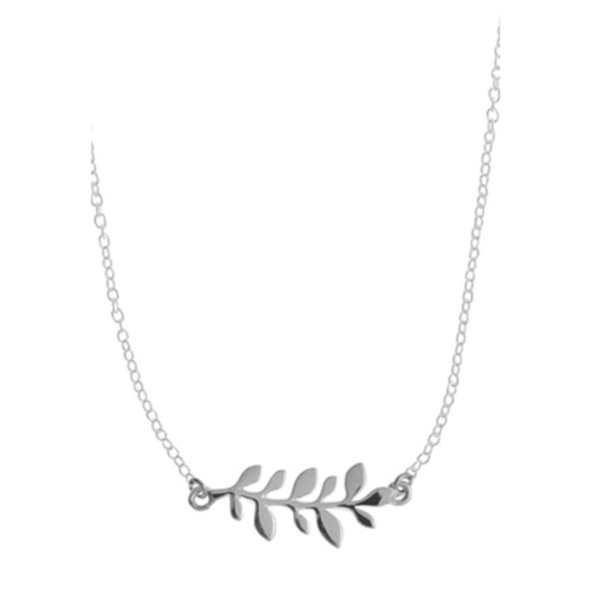 NA1921 SMALL BRANCH NECKLACE