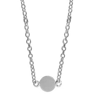 BO NA2284 SIMPLE DOT NECKLACE