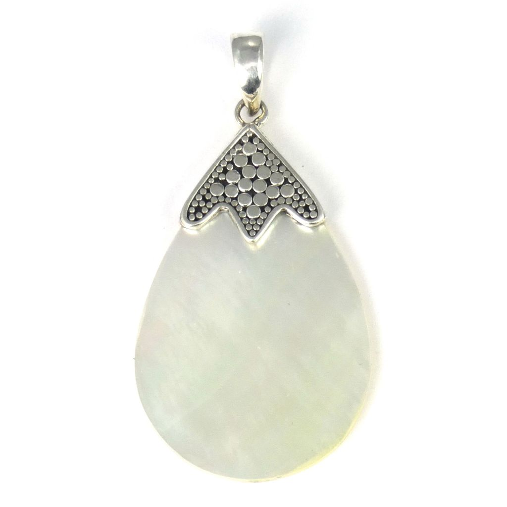 ID P008MP MOTHER OF PEARL PENDANT