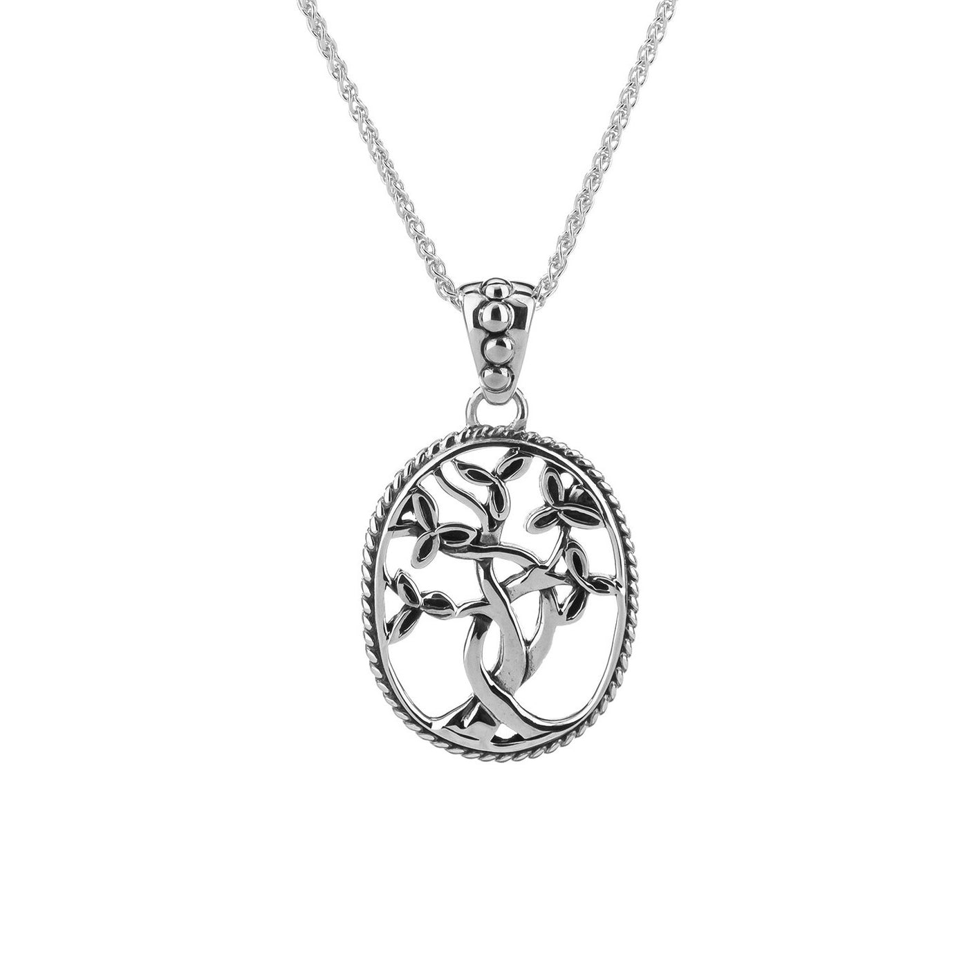 KJ PPS9010 SMALL TREE OF LIFE NECKLACE