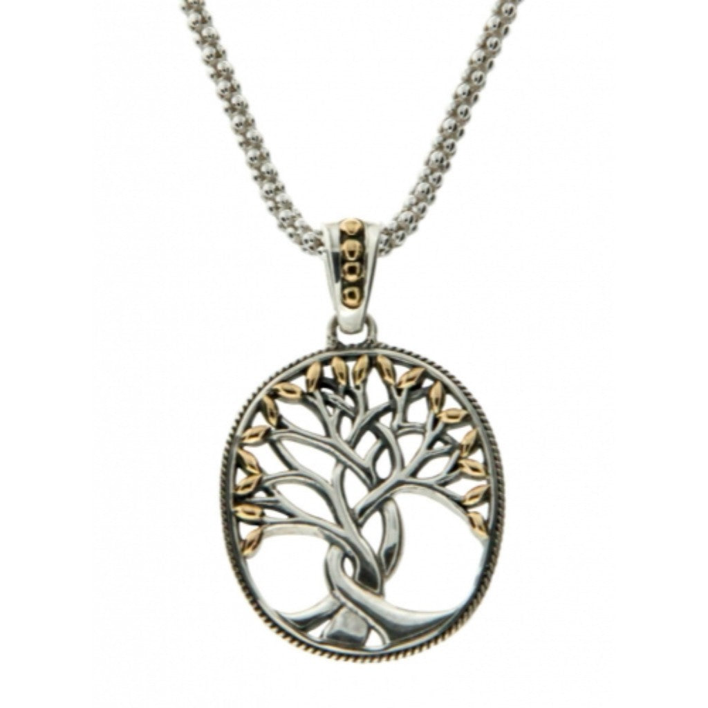 KJ PPX900318K TREE OF LIFE NECKLACE