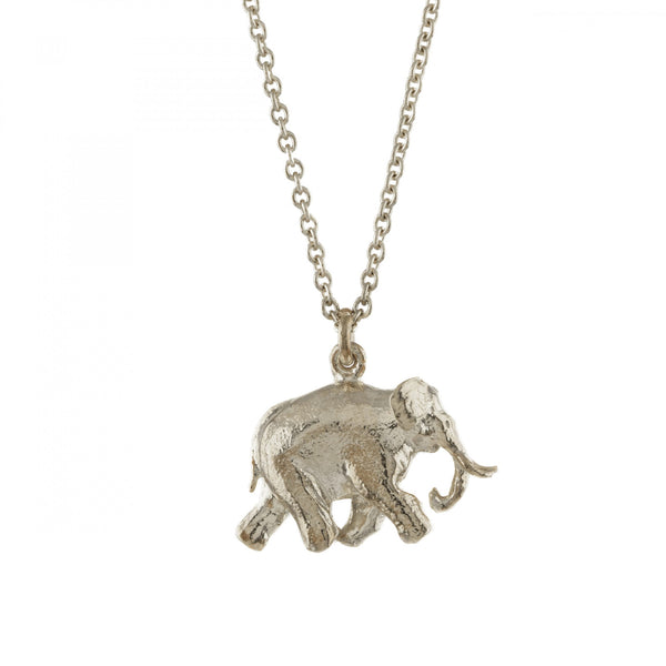 ALM BVN4S ELEPHANT NECKLACE