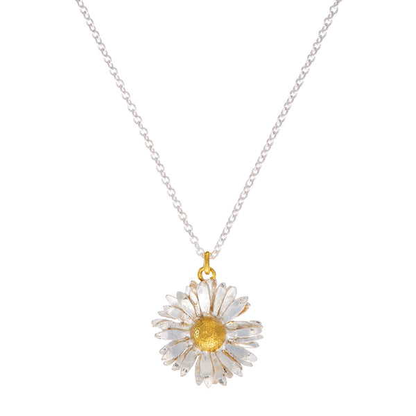 ALM DBN7-MIX DAISY NECKLACE