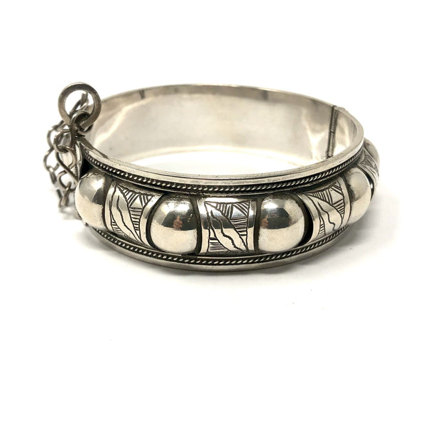 KU TUAREG DOMES BANGLE