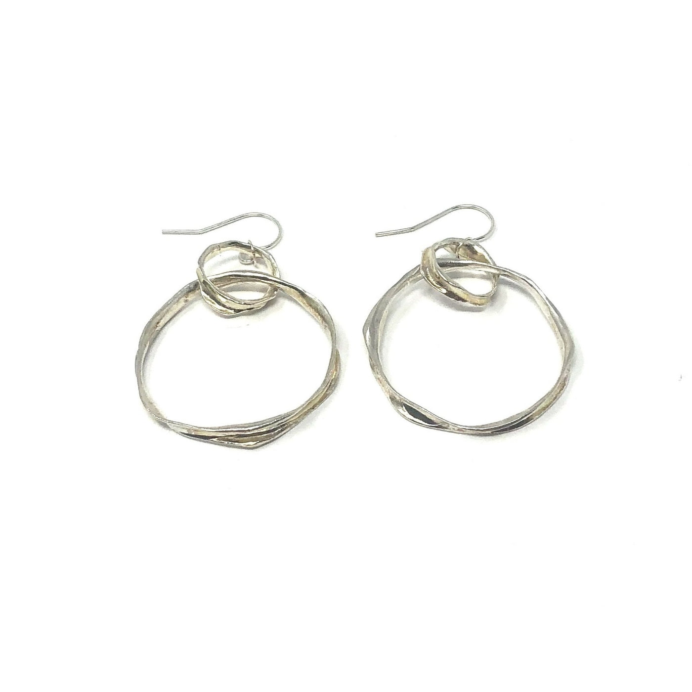 MSH EPOC68S DOUBLE CIRCLES EARRINGS