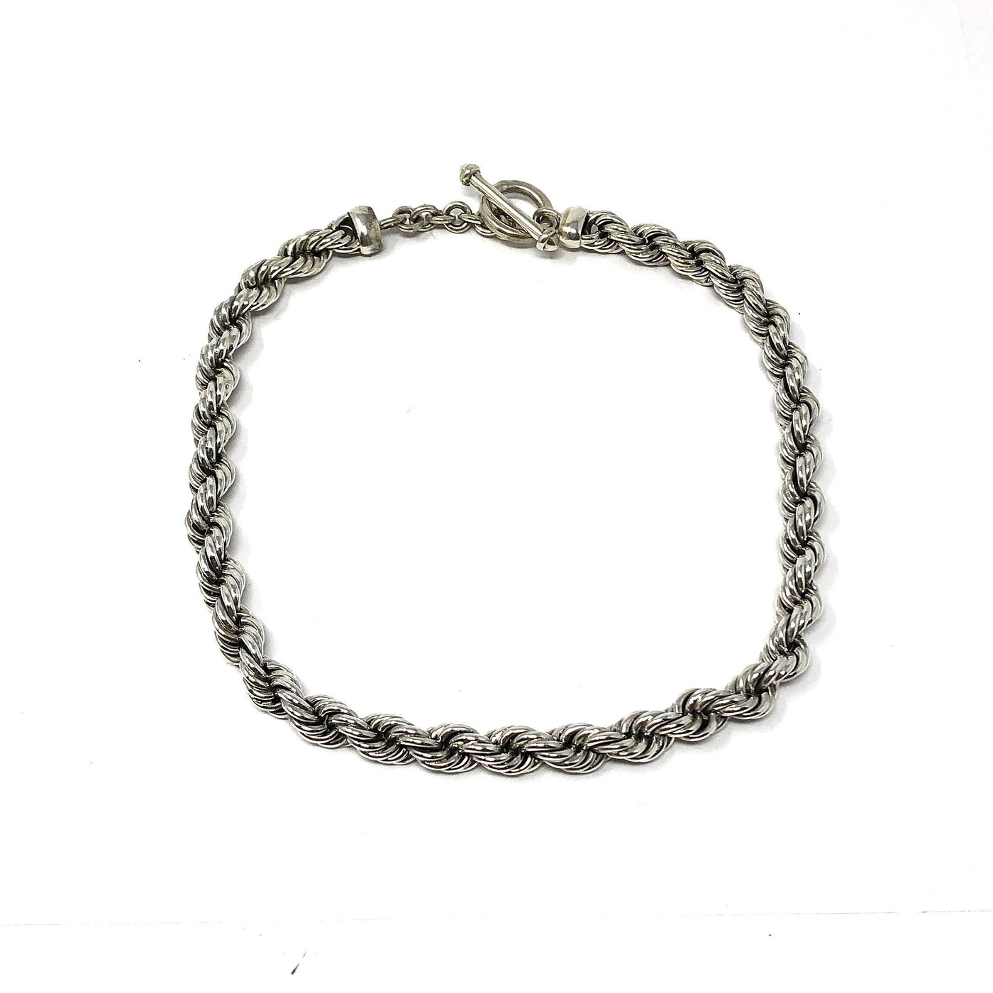 MM 123 STRAIGHT ROPE NECKLACE