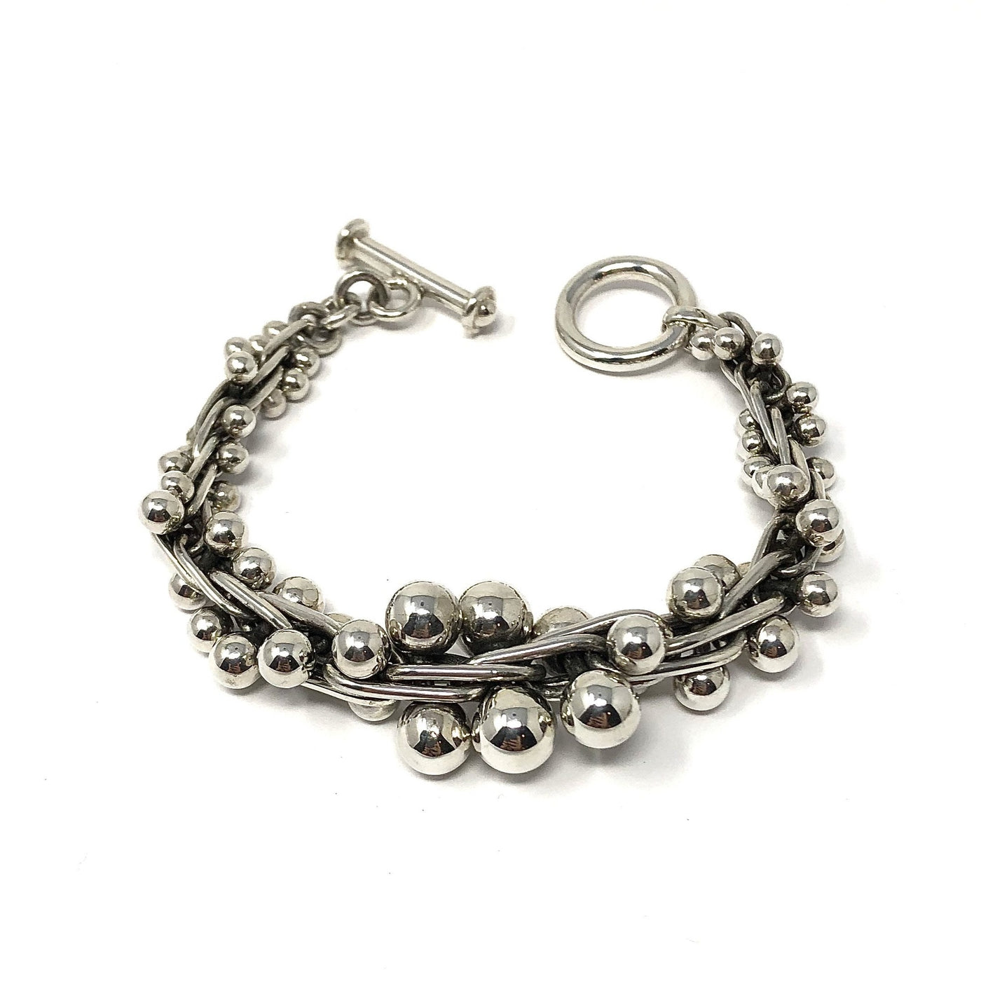 CH 60-70 MEDIUM GRADUATED SPRATLING BRACELET