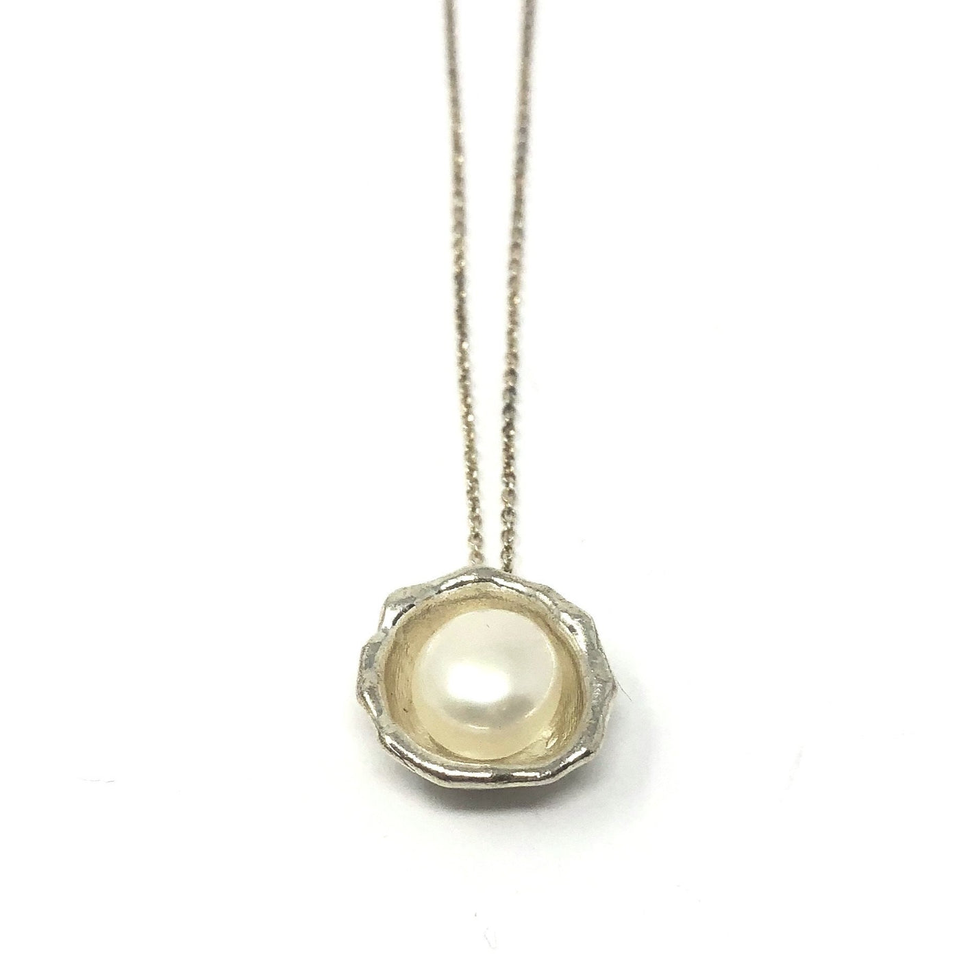 MSH NMP05S PEARL POD NECKLACE