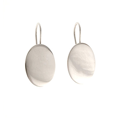 MM M1-1625 10 OVAL DROP EARRINGS