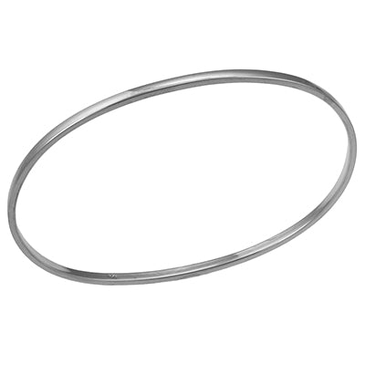 MM M5-200 THIN OVAL BANGLE BRACELET