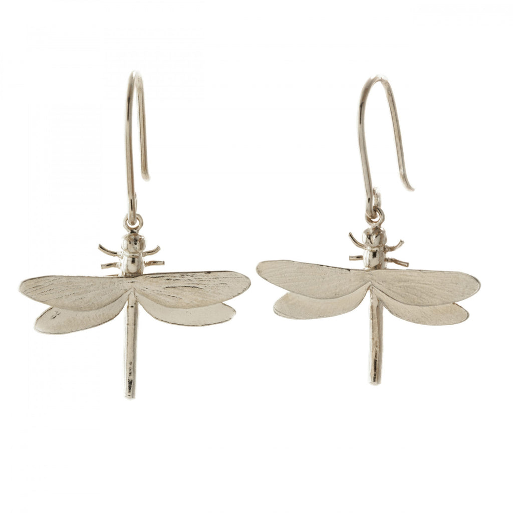ALM MGE11-S DRAGONFLY EARRINGS