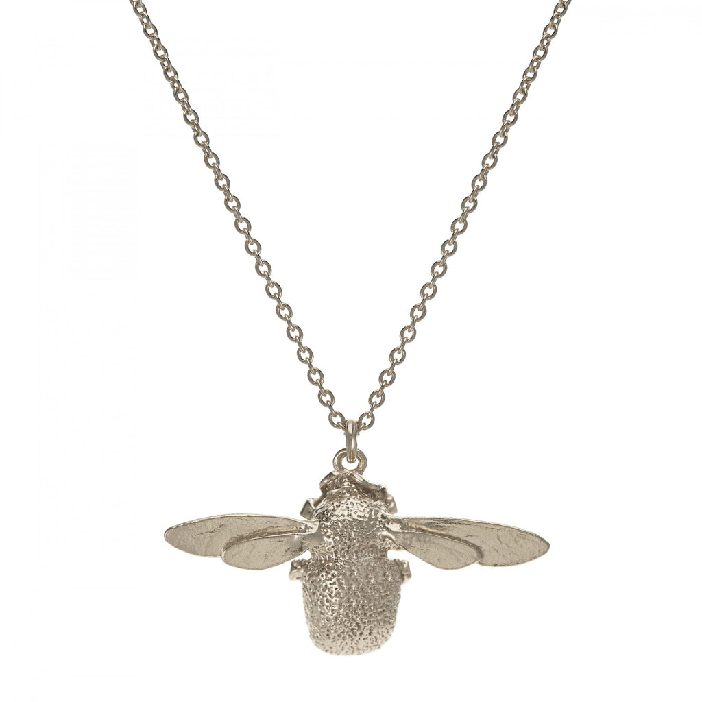 ALM 0SN1-S LARGE BEE NECKLACE