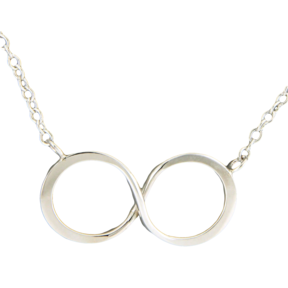 MST PN2 INFINITY NECKLACE