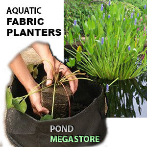 Pond Plant Containers & Fertilizer