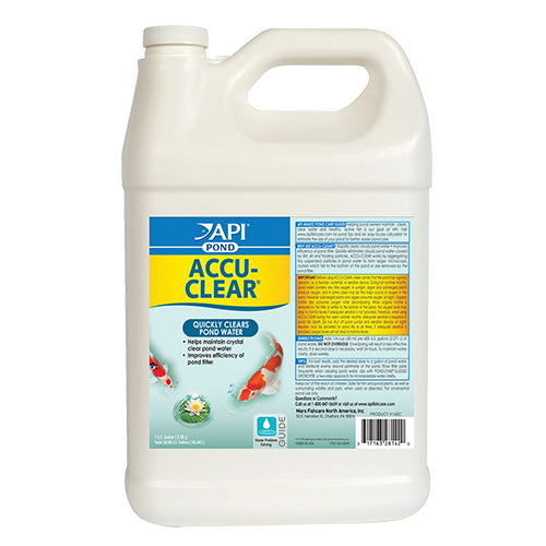 API Accu-Clear <br>(Multiple Sizes)