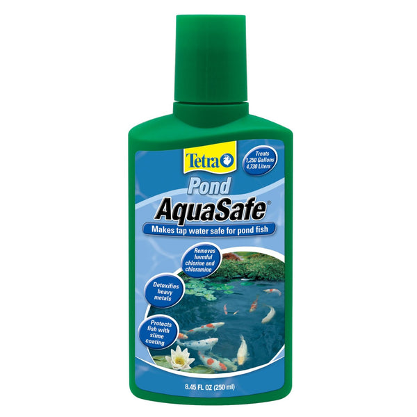 Tetra Aquasafe Dechlorinator 8.45 oz