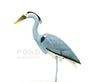 Heron Decoy - Prevent the territorial bird with an occupied pond