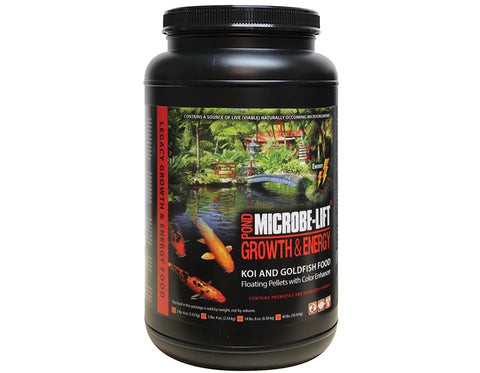 Microbe-Lift <br>High Growth and Energy Fish Food