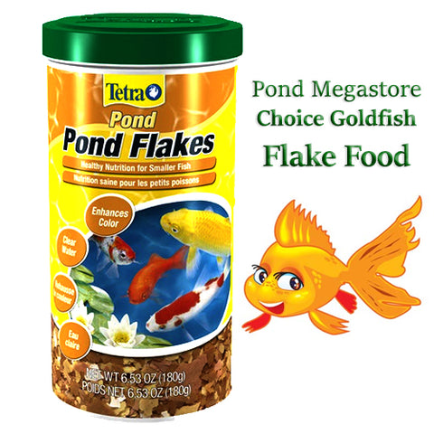 Tetra Flaked Fish Food <br>6.35 oz