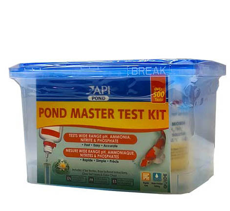 API Master Pond Water Test Kit
