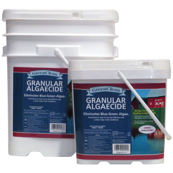 Green Clean Pond Algaecide<br> (Multiple sizes)