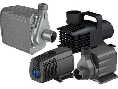 Pond Pumps & Waterfall Pumps