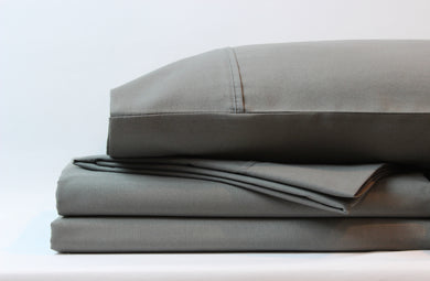1800 Series Gray Sheet Set