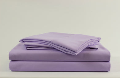 1800 Series Wild Lavendar Pillowcase Set